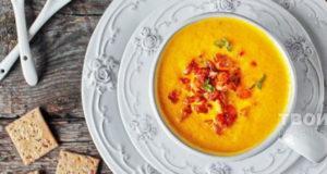 Суп из моркови