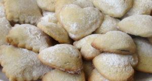Песочное печенье на школьную ярмарку