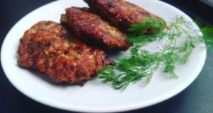 Мясо по-албански с баклажанами