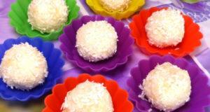 Домашние конфетки рафаэлло