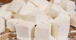 Маршмеллоу из сахара и желатина