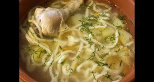 Гениальный суп лапша по новому