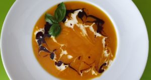 Тыквенный суп из Хакаидо