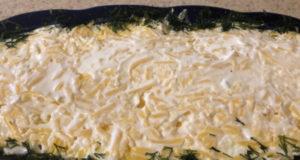 Салат из сельди « Пушистая мимоза»