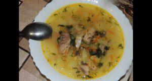 Быстрый Суп за 15 Минут