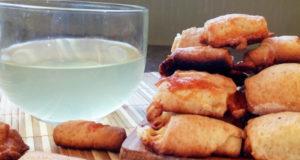 Вкусное печенье на рассоле с сыром