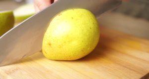 Пареная груша