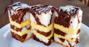 Творожное безумие праздничный торт