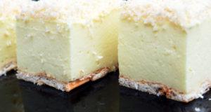 """Торт без выпечки """"Снежный пух"""""""