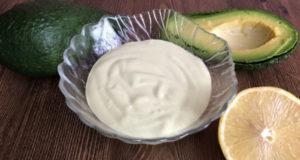 Майонез с авокадо