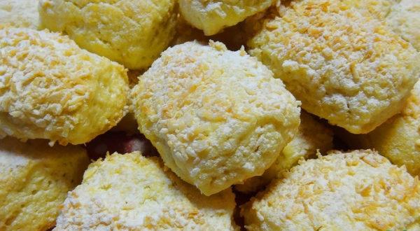 Печенье Кокосовая нежность