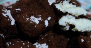 Кокосовые конфетки дома