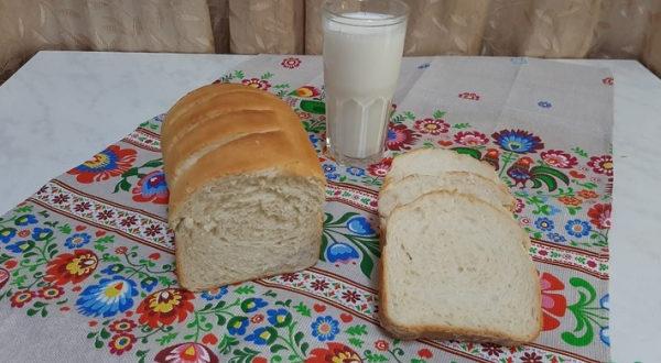 Быстрый и вкусный хлеб