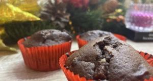 Вкусные шоколадные кексы! Маффины с шоколадом