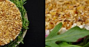 Салат из свеклы и благородных сыров