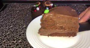 """Торт """"Шоколадный шоколад"""""""