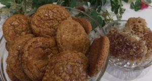 Вкусное и ароматное медовое печенье