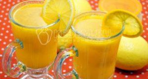 Напиток Облепиховое солнце