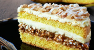 Торт Белый Лайн
