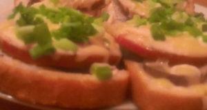 Быстрые горячие бутерброды