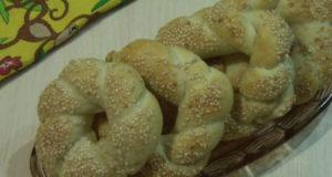 Воздушные турецкие бублики-симиты