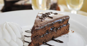 """Шоколадный торт """"Захер"""""""