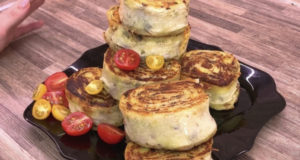 Лаваш с Картошкой и Грибами Постный рецепт на каждый день
