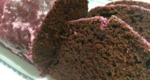 Свекольный кекс с какао
