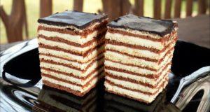 Торт Белые ночи
