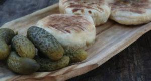 Лепешки с картофелем и творогом