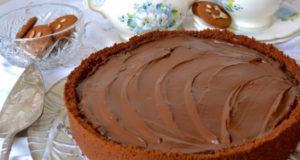 Шоколадный пай Грязь Миссисипи