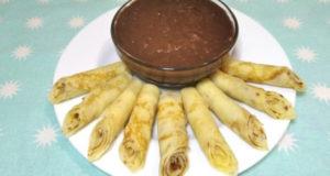 Шоколадный соус Нутелла