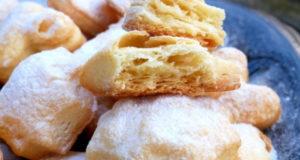 Слоеное печенье «Наполеон»