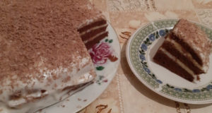 Торт Бисквитное чудо