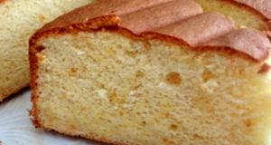 Апельсиновый бисквит нежный влажный воздушный бесподобный