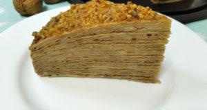 Торт блинный Капучино