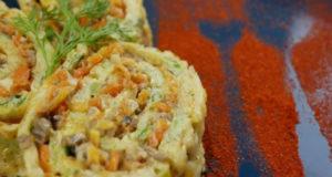 Лучшая закуска Кабачки сыр и грибы-рецепт удовольствия