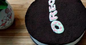 Торт-мороженое из печенья Орео