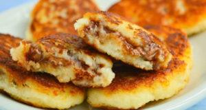 Пирожки из тостового хлеба
