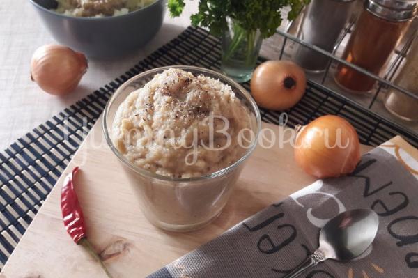 Базовый луковый соус