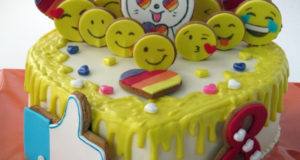 Пряничные топперы для украшения торта