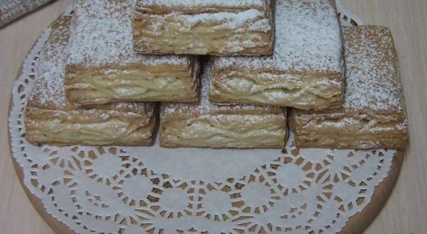 Печенье-слойки