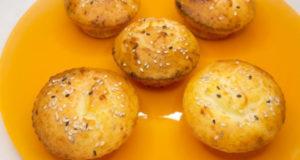 Творожные кексы на рисовой муке