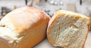 Хлеб домашний просто и быстро