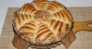 Нежный и воздушный пирог с сыром