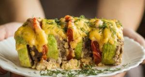 Запеканка из кабачков Zucchini casserole