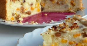 Торт из семолины или манки