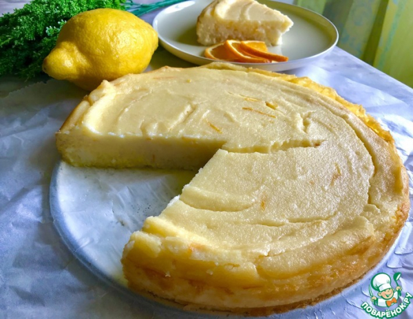 Манный пирог Мильяччио