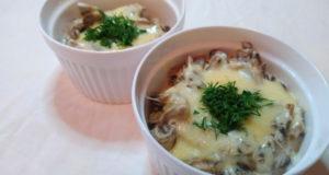 ЖУЛЬЕН с грибами на СКОВОРОДЕ быстрый ужин