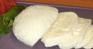 Домашний сыр Моцарелла без фермента